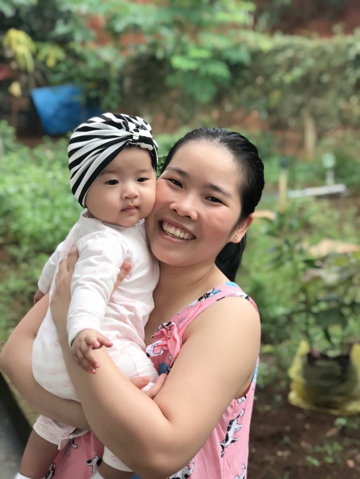 7 năm mong con, 2 lần thụ tinh nhân tạo thất bại nhưng cuối cùng bà mẹ này lại hạnh phúc tột bậc khi mang thai tự nhiên - Ảnh 1.