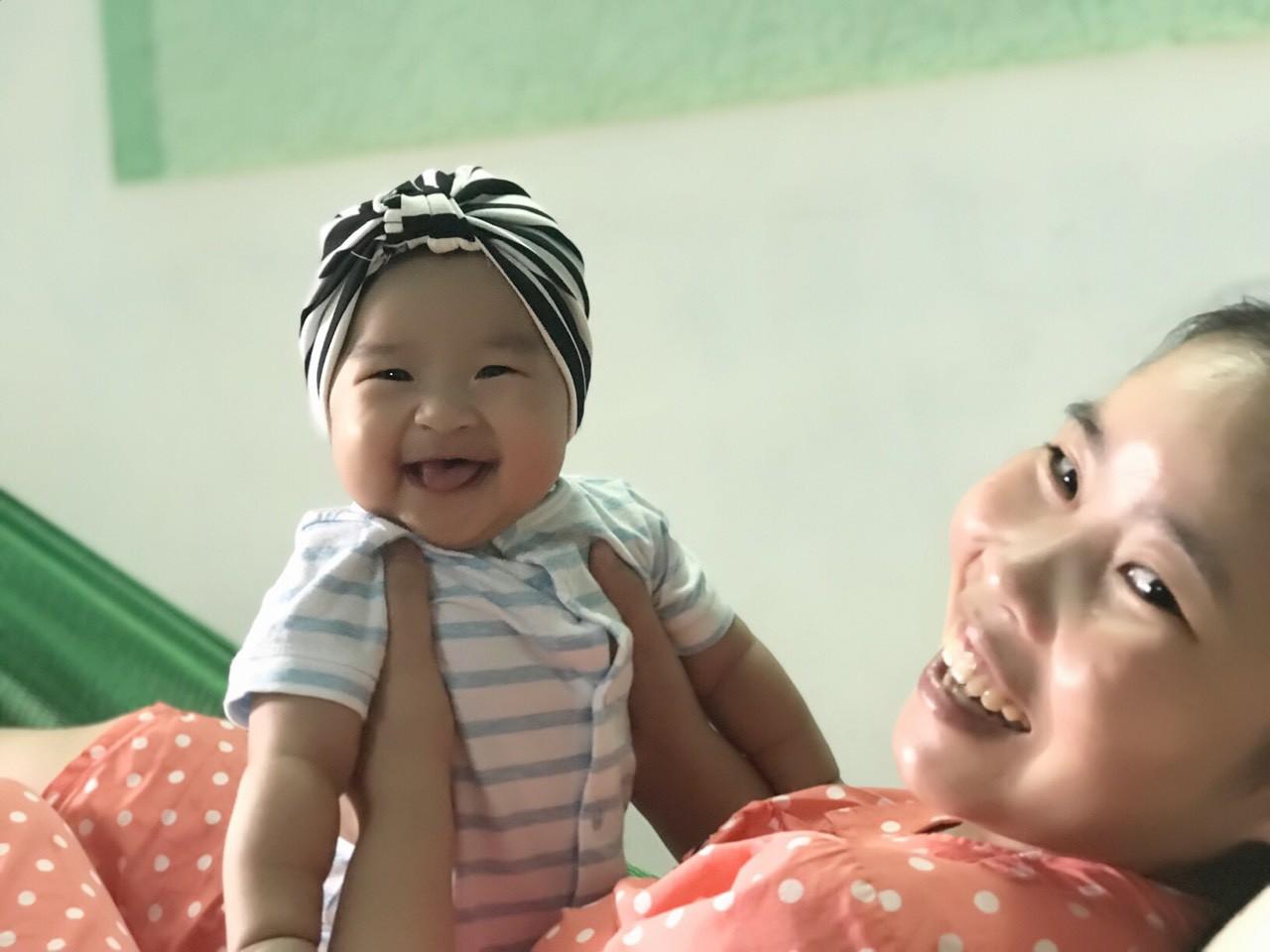 7 năm mong con, 2 lần thụ tinh nhân tạo thất bại nhưng cuối cùng bà mẹ này lại hạnh phúc tột bậc khi mang thai tự nhiên - Ảnh 8.