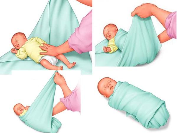 Luyện ngủ cho con chưa bao giờ dễ dàng đến thế bằng phương pháp 5 chữ S - Ảnh 3.