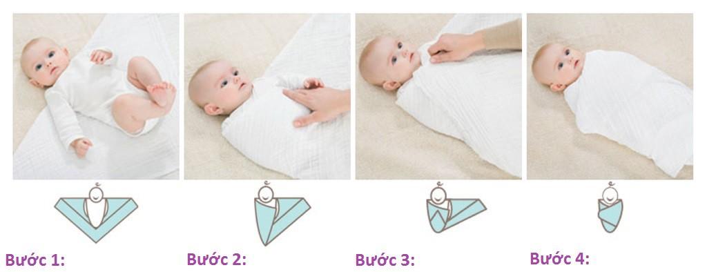Luyện ngủ cho con chưa bao giờ dễ dàng đến thế bằng phương pháp 5 chữ S - Ảnh 4.