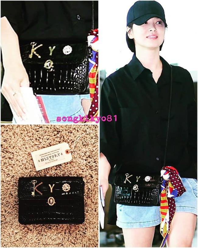 Sự thật phía sau bộ váy hồng của Song Hye Kyo sẽ khiến bạn càng ngưỡng mộ sự kín đáo và đẳng cấp của cô - Ảnh 7.