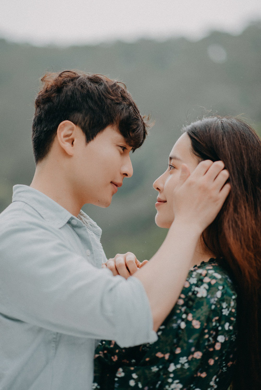 Làm phim ngắn sau ồn ào tình ái, Nam Em mời hẳn trai đẹp Hàn Quốc làm bạn diễn - Ảnh 2.