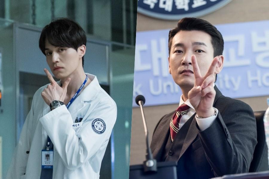 Thần Chết Lee Dong Wook Mặc Áo Blouse Trắng Làm Bác Sĩ Khiến Fan Phát Cuồng