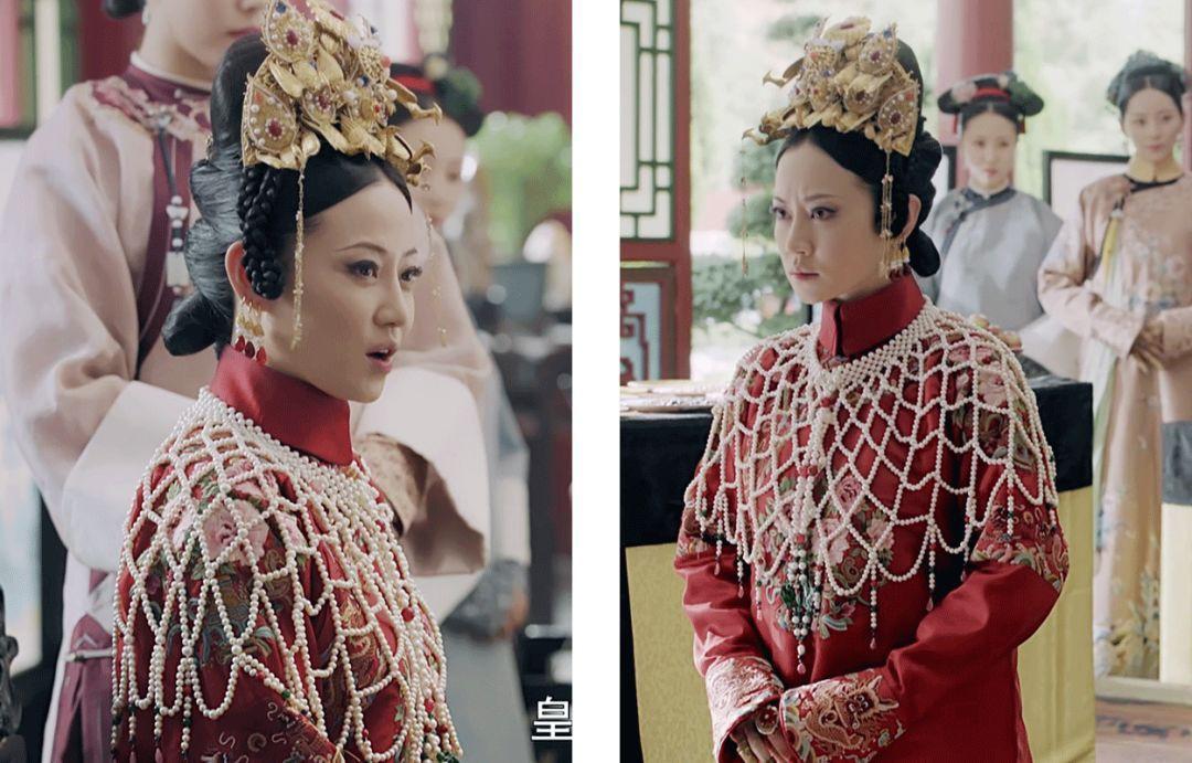 Trang phục Diên Hi Công Lược bị nói là làm lố, nhưng quả thực chúng lại rất sát với nguyên mẫu trong lịch sử - Ảnh 6.