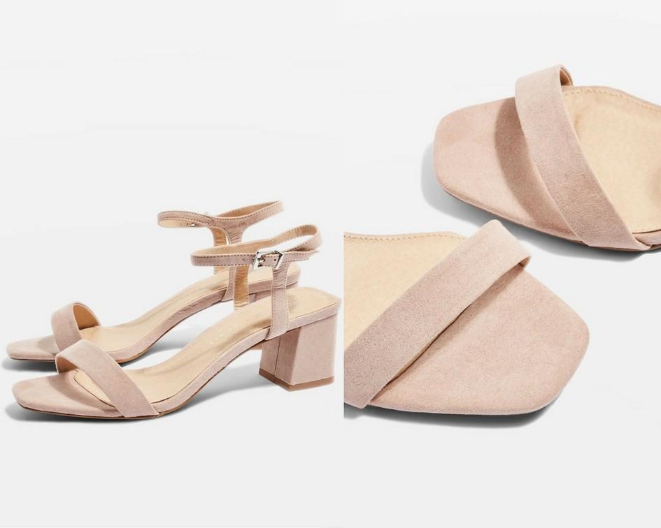 15 mẫu giày màu be đến từ Zara, H&M, Topshop vô cùng thanh lịch và trang nhã dành cho các quý cô công sở - Ảnh 11.