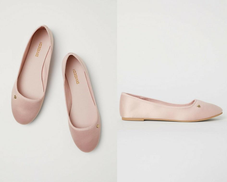 15 mẫu giày màu be đến từ Zara, H&M, Topshop vô cùng thanh lịch và trang nhã dành cho các quý cô công sở - Ảnh 8.