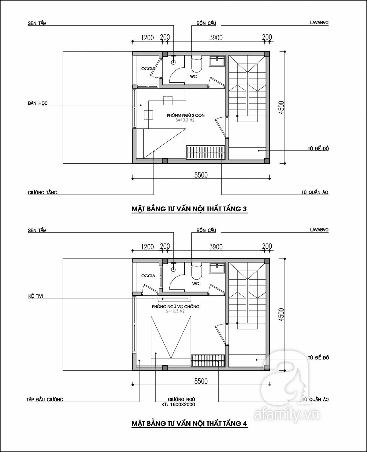 Tư vấn thiết kế nhà ống 20m² cho gia đình 3 thế hệ vừa để kinh doanh vừa ở - Ảnh 2.