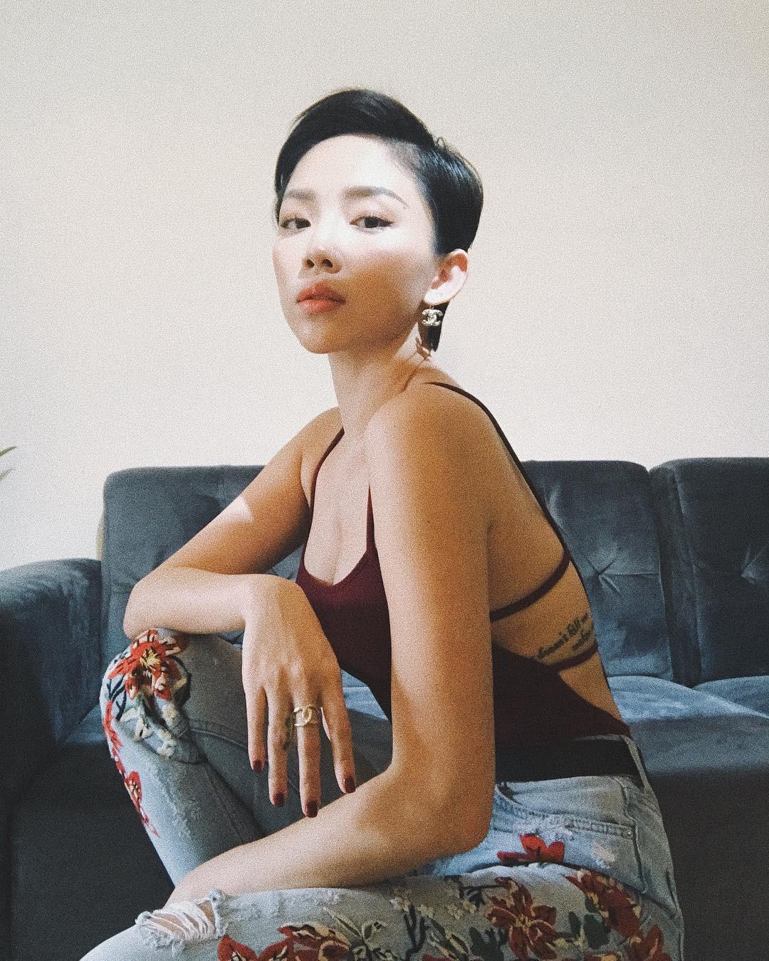 Khi 4 sao nữ Việt này để tóc bob: ai cũng sang và quyến rũ thêm bội phần - Ảnh 7.
