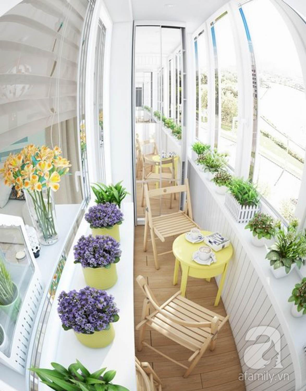 Chỉ với 100 triệu, đôi vợ chồng trẻ đã được KTS tư vấn thiết kế cho căn hộ 49m² với đầy đủ công năng - Ảnh 8.