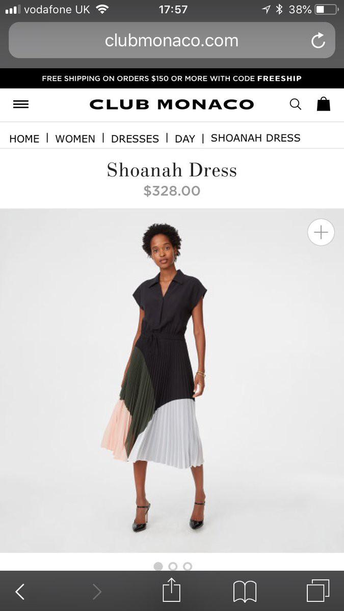 Mặc lỗi lộ nội y vô duyên, váy của Meghan Markle vẫn khiến dân tình tranh nhau mua và bán hết veo sau vài giờ - Ảnh 4.