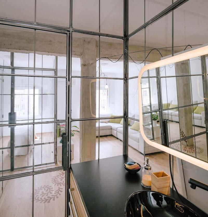 Chỉ vỏn vẹn 35m², căn hộ này là minh chứng cho câu nói nhỏ nhưng có võ luôn luôn đúng - Ảnh 7.