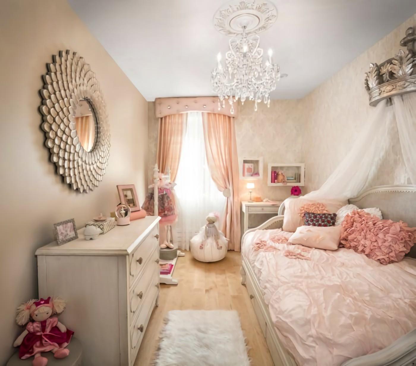 Thiết kế phòng ngủ cho bé gái dễ thương như trong cổ tích làm các bậc phụ huynh phải học tập tức thì - Ảnh 7.