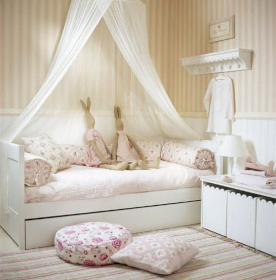 Thiết kế phòng ngủ cho bé gái dễ thương như trong cổ tích làm các bậc phụ huynh phải học tập tức thì - Ảnh 8.