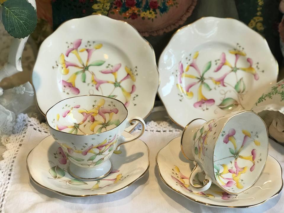 Tận hưởng không khí uống trà thảnh thơi với những bộ tách trà trang nhã, xinh xắn - Ảnh 8.