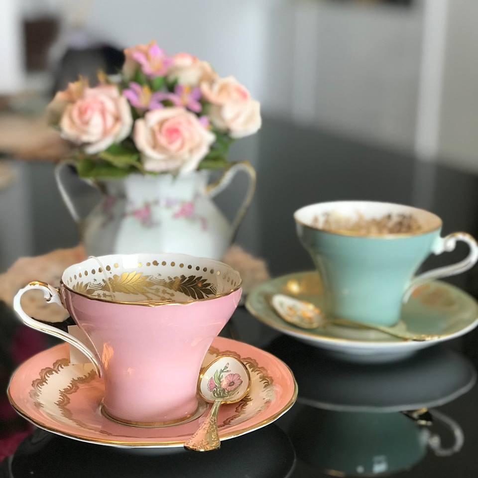 Tận hưởng không khí uống trà thảnh thơi với những bộ tách trà trang nhã, xinh xắn - Ảnh 10.
