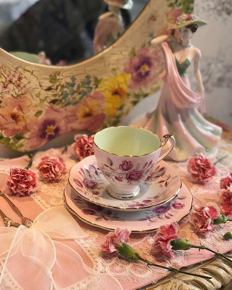 Tận hưởng không khí uống trà thảnh thơi với những bộ tách trà trang nhã, xinh xắn - Ảnh 12.
