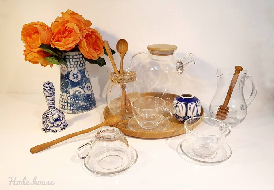 Tận hưởng không khí uống trà thảnh thơi với những bộ tách trà trang nhã, xinh xắn - Ảnh 13.