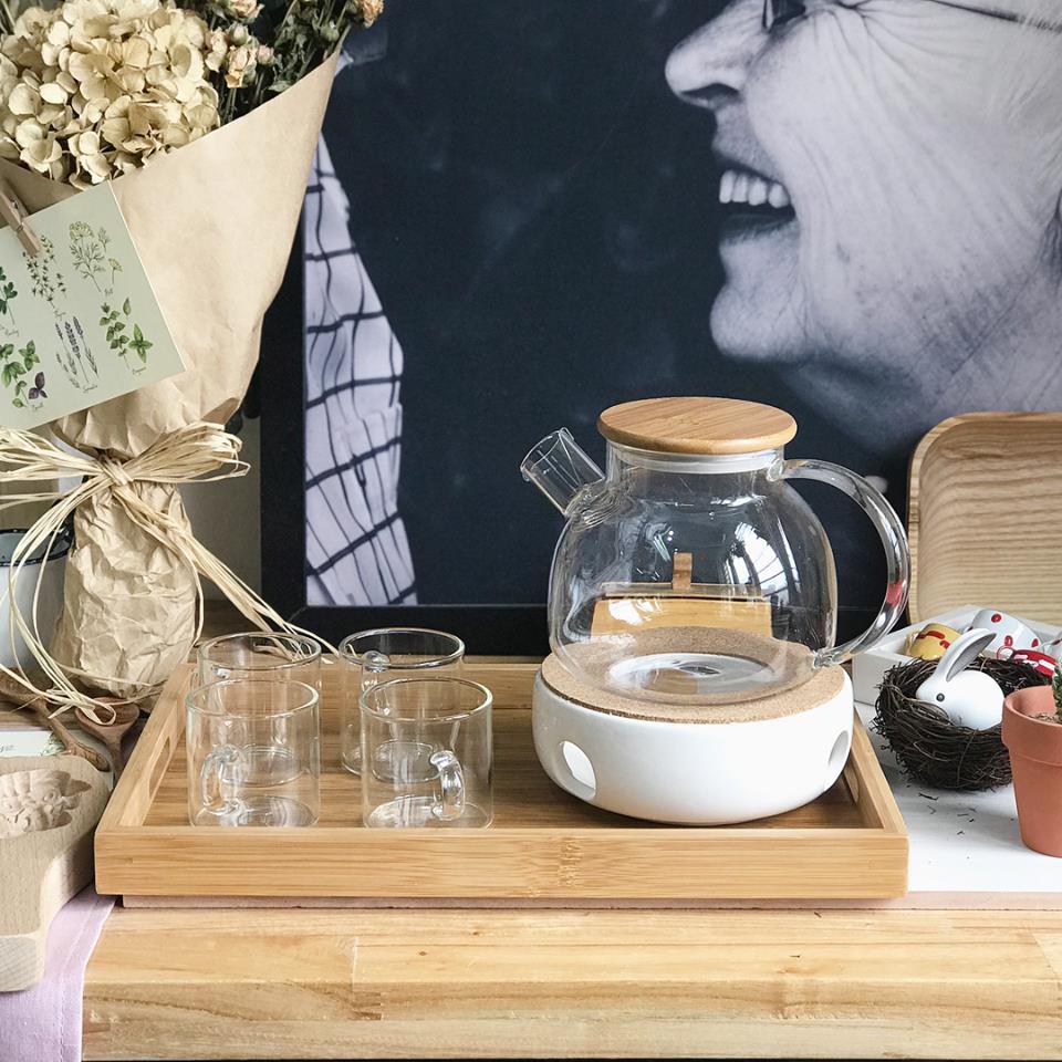 Tận hưởng không khí uống trà thảnh thơi với những bộ tách trà trang nhã, xinh xắn - Ảnh 14.
