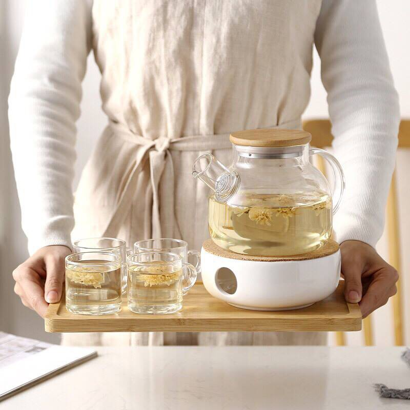 Tận hưởng không khí uống trà thảnh thơi với những bộ tách trà trang nhã, xinh xắn - Ảnh 1.