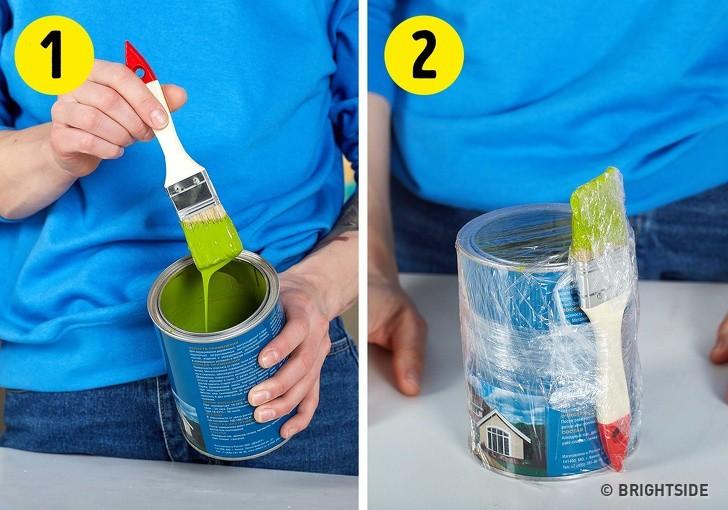 10 cách sử dụng màng bọc thực phẩm siêu tiện lợi nhưng bạn vẫn chưa bao giờ biết - Ảnh 5.