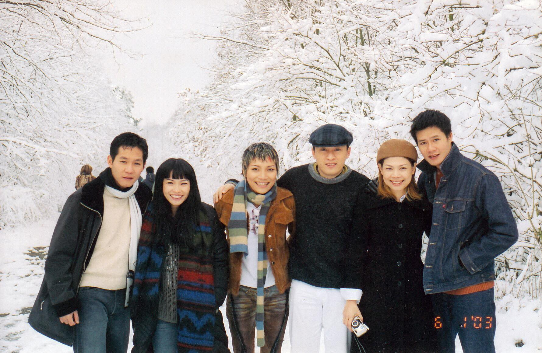 """Thanh Thảo tung ảnh 15 năm trước mừng sinh nhật Quang Dũng, nhắn nhủ: """"Anh vẫn là người đàn ông rất quan trọng trong lòng em"""" - Ảnh 1."""