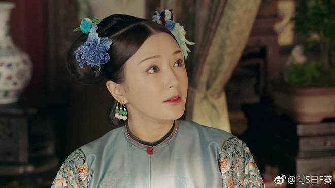 Hé lộ cảnh phim Hoàng hậu Tần Lam điên dại vì mất con, chuẩn bị tự sát trong đêm tối  - Ảnh 2.