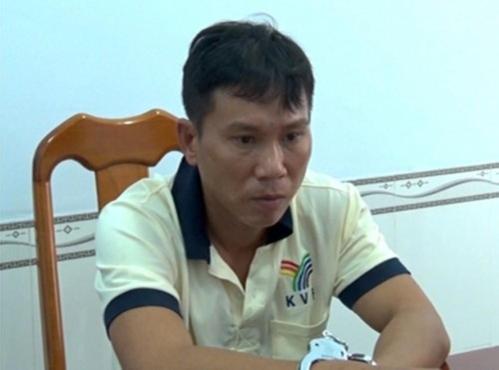 Kha đang bị Công an tỉnh Cà Mau tạm giữ hình sự.