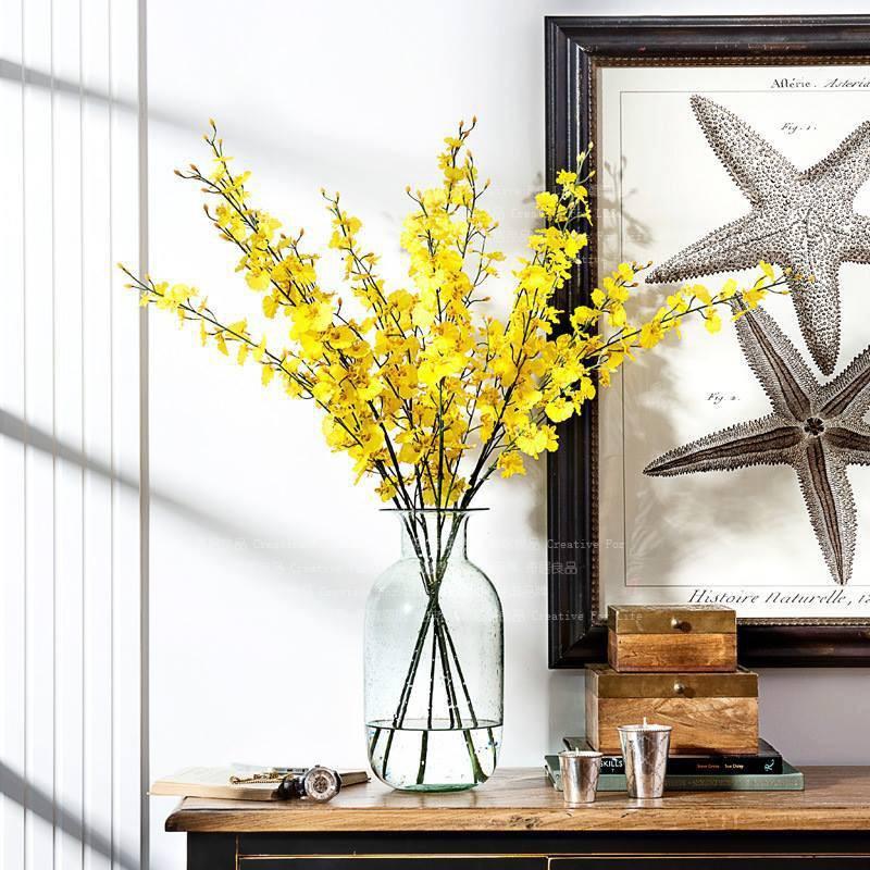 Hoa lụa đẹp không khác gì hoa thật -  thú chơi mới của những chuyên gia trang trí nhà cửa - Ảnh 4.