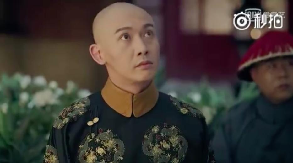 Fan Hoàng hậu Tần Lam nhất định không được xem: Hoàng đế đặt Anh Lạc ngồi trên đùi sau đó ôm hôn  - Ảnh 3.