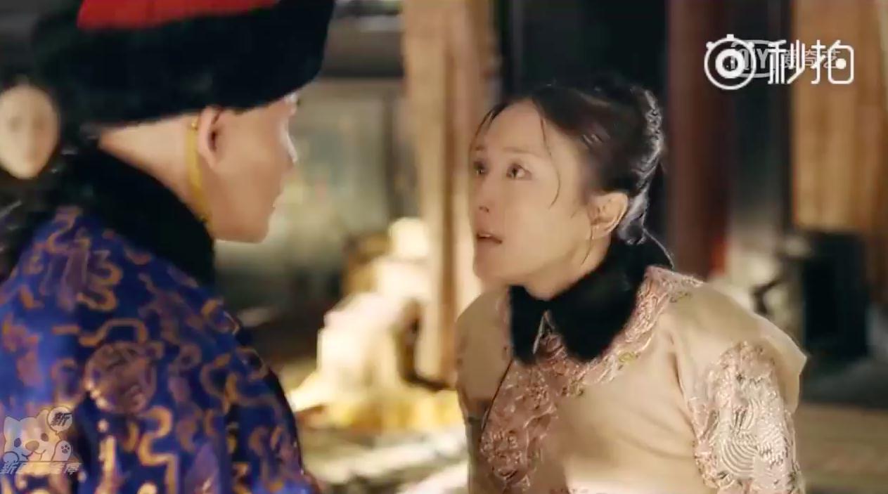 Hé lộ cảnh phim Hoàng hậu Tần Lam điên dại vì mất con, chuẩn bị tự sát trong đêm tối  - Ảnh 3.