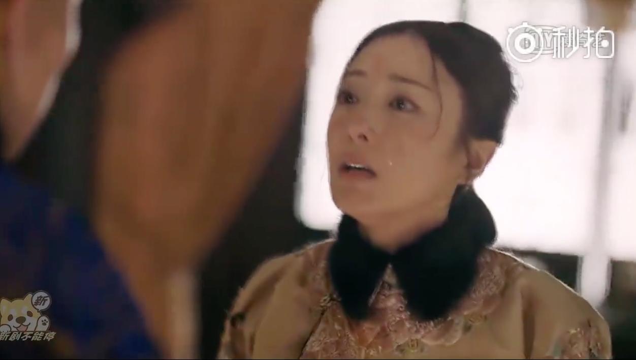 Hé lộ cảnh phim Hoàng hậu Tần Lam điên dại vì mất con, chuẩn bị tự sát trong đêm tối  - Ảnh 4.