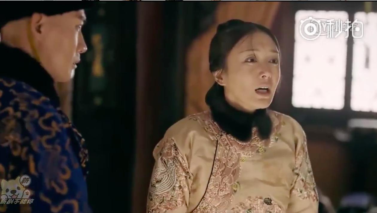 Hé lộ cảnh phim Hoàng hậu Tần Lam điên dại vì mất con, chuẩn bị tự sát trong đêm tối  - Ảnh 7.