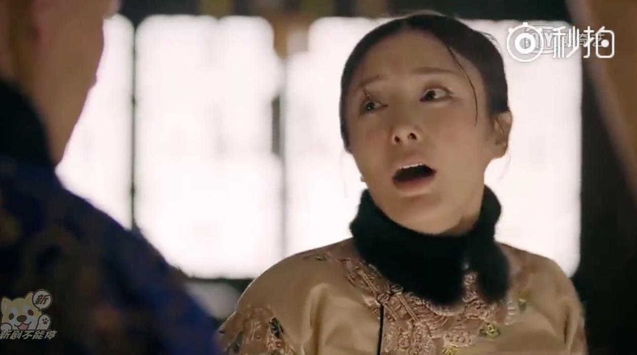 Hé lộ cảnh phim Hoàng hậu Tần Lam điên dại vì mất con, chuẩn bị tự sát trong đêm tối  - Ảnh 6.