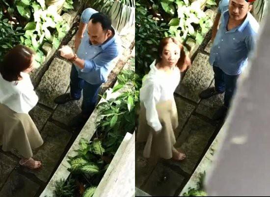 Bi hài chuyện nhà vợ chồng Thu Trang - Tiến Luật: Bị quay trộm clip cãi nhau vẫn nghi là diễn - Ảnh 2.