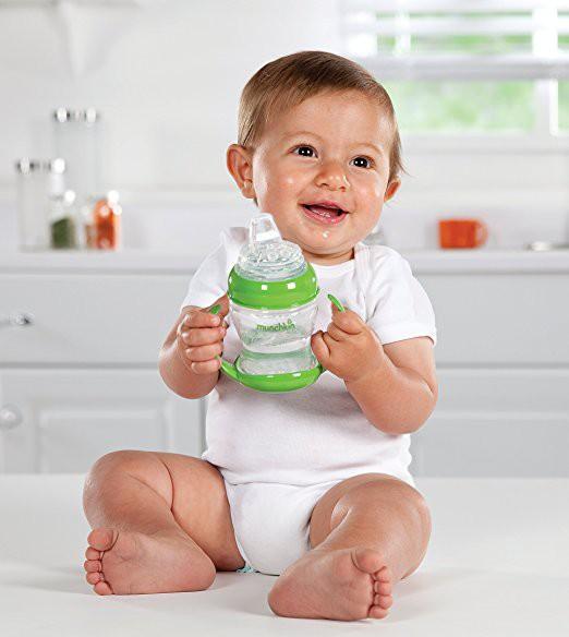 Ba loại bình tập uống đầu đời tốt nhất cho trẻ bắt đầu ăn dặm - Ảnh 3.