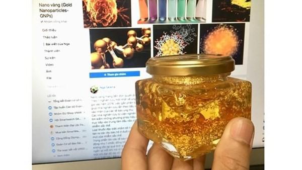 """Sự thật về """"Thần dược"""" nano vàng chữa được ung thư: Thị trường """"ngầm"""" cần loại bỏ! - Ảnh 1."""