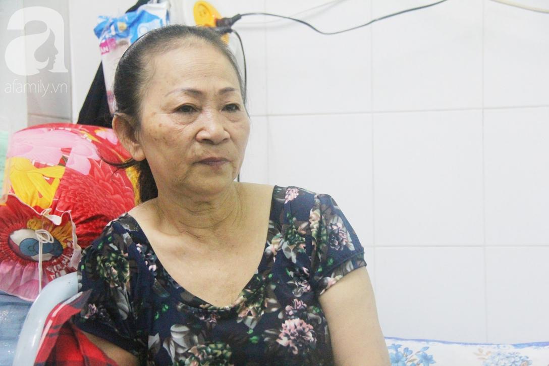 Xin cơm từ thiện suốt 2 năm, người mẹ nuôi con trai tật nguyền chỉ ước có một bữa no rồi chết cùng con - Ảnh 5.
