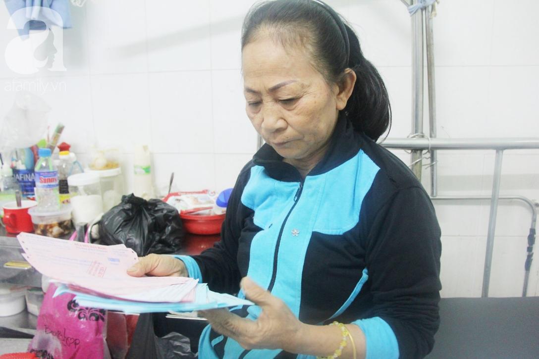 Xin cơm từ thiện suốt 2 năm, người mẹ nuôi con trai tật nguyền chỉ ước có một bữa no rồi chết cùng con - Ảnh 4.