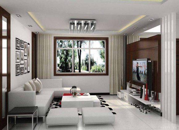 Bí quyết trang trí phòng khách 12m² - Ảnh 4.