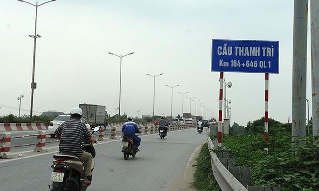 Co the cam cau Vinh Tuy, Thanh Tri, Nhat Tan vi sieu bao Mangkhut?