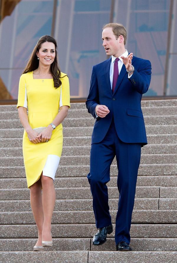 Ẩn sau chiếc đồng hồ mà Kate Middleton thường đeo là bí mật ngọt ngào, liên quan đến cả Công nương Diana - Ảnh 2.