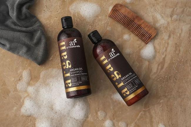 Thoát khỏi tình trạng vuốt tóc thôi cũng ra cả búi với 6 loại dầu gội ngăn rụng tóc được các chuyên gia đánh giá rất cao trên Amazon - Ảnh 5.