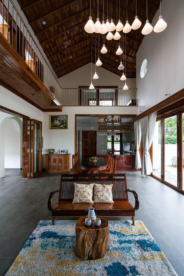 Ngắm ngôi nhà mang tên An Lão, trọn vẹn và đẹp đẽ như tấm lòng của người con dành tặng cho cha mẹ ở Bình Định - Ảnh 17.