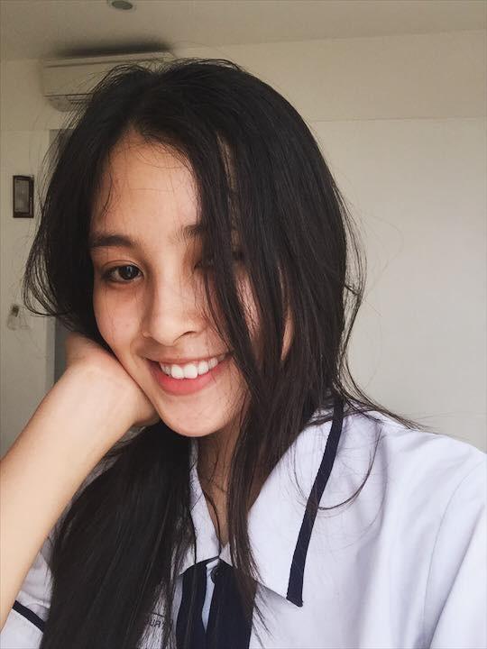 Top 3 Hoa hậu Việt Nam 2018: Ai cũng xinh và có điểm chung này trên khuôn mặt không phải ai cũng nhận ra  - Ảnh 4.