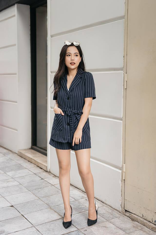 Đừng chỉ mải sính ngoại, thương hiệu Việt cũng có nhiều mẫu blazer xinh xắn mà nếu bạn không sắm ngay thì quả là thiếu sót  - Ảnh 7.