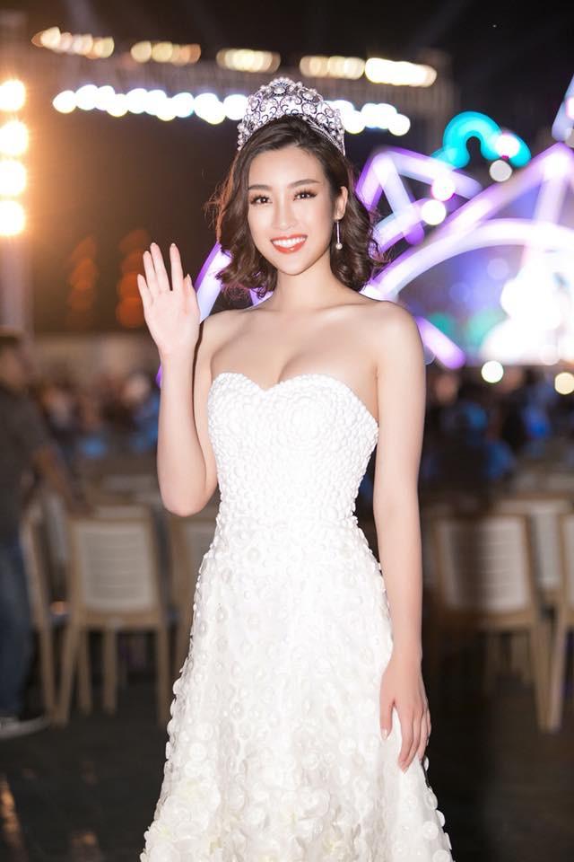 Đỗ Mỹ Linh: Từ cô gái bị chê bầm dập với nhan sắc thiếu mì chính lúc đăng quang đến danh xưng Hoa hậu bảo vật quốc gia - Ảnh 8.