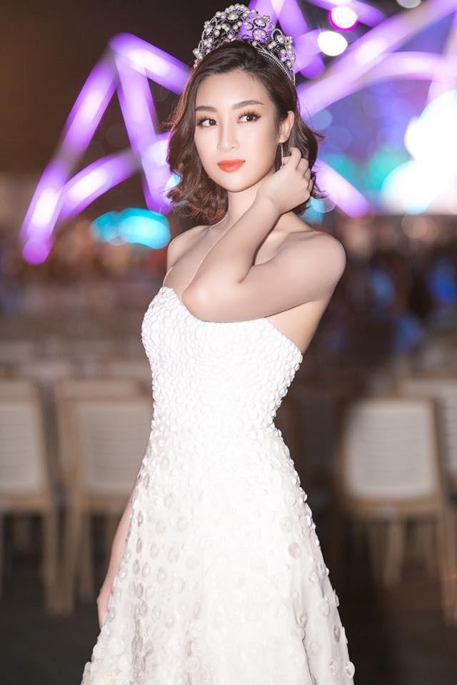 Đỗ Mỹ Linh: Từ cô gái bị chê bầm dập với nhan sắc thiếu mì chính lúc đăng quang đến danh xưng Hoa hậu bảo vật quốc gia - Ảnh 7.