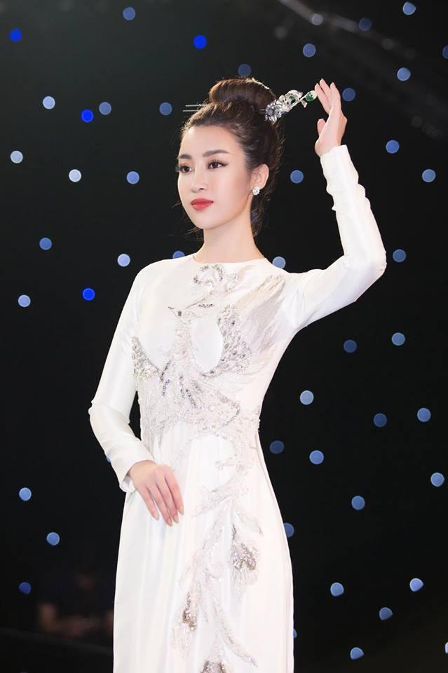 Đỗ Mỹ Linh: Từ cô gái bị chê bầm dập với nhan sắc thiếu mì chính lúc đăng quang đến danh xưng Hoa hậu bảo vật quốc gia - Ảnh 6.