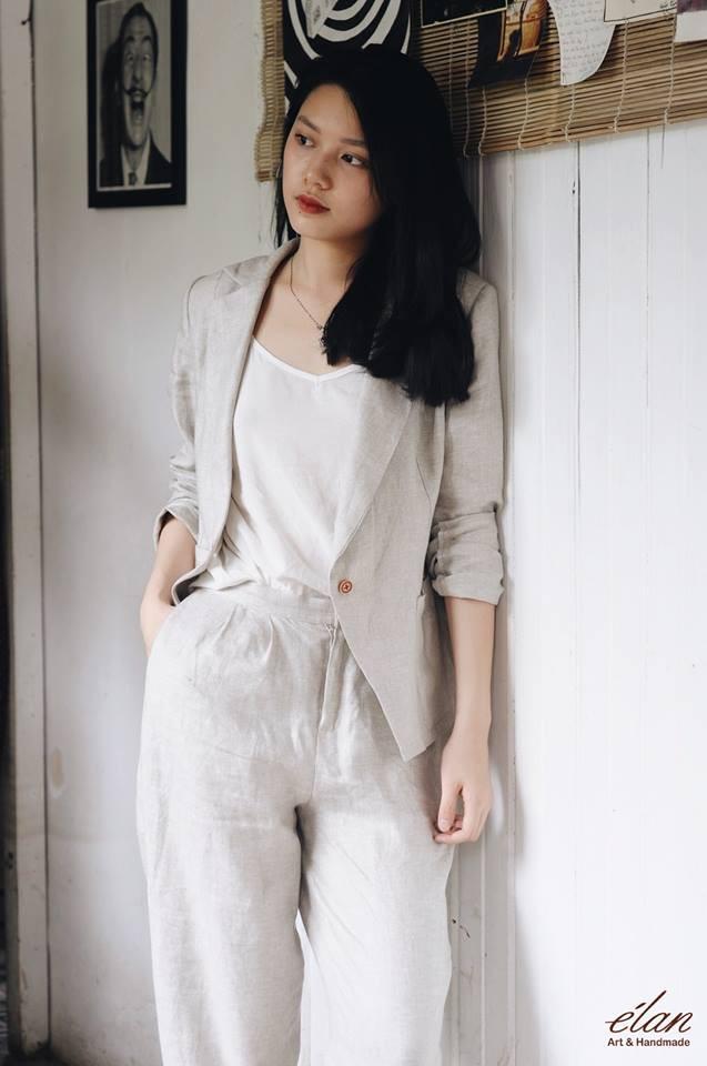 Đừng chỉ mải sính ngoại, thương hiệu Việt cũng có nhiều mẫu blazer xinh xắn mà nếu bạn không sắm ngay thì quả là thiếu sót  - Ảnh 11.
