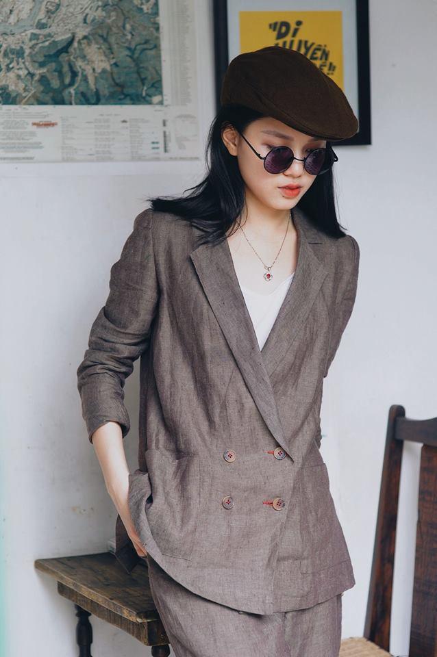 Đừng chỉ mải sính ngoại, thương hiệu Việt cũng có nhiều mẫu blazer xinh xắn mà nếu bạn không sắm ngay thì quả là thiếu sót  - Ảnh 13.